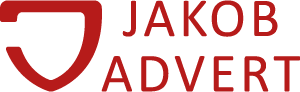 JAKOB ADVERT Logo